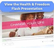 View the presentation in Flash