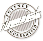 USANA Potency Guaranteed logo