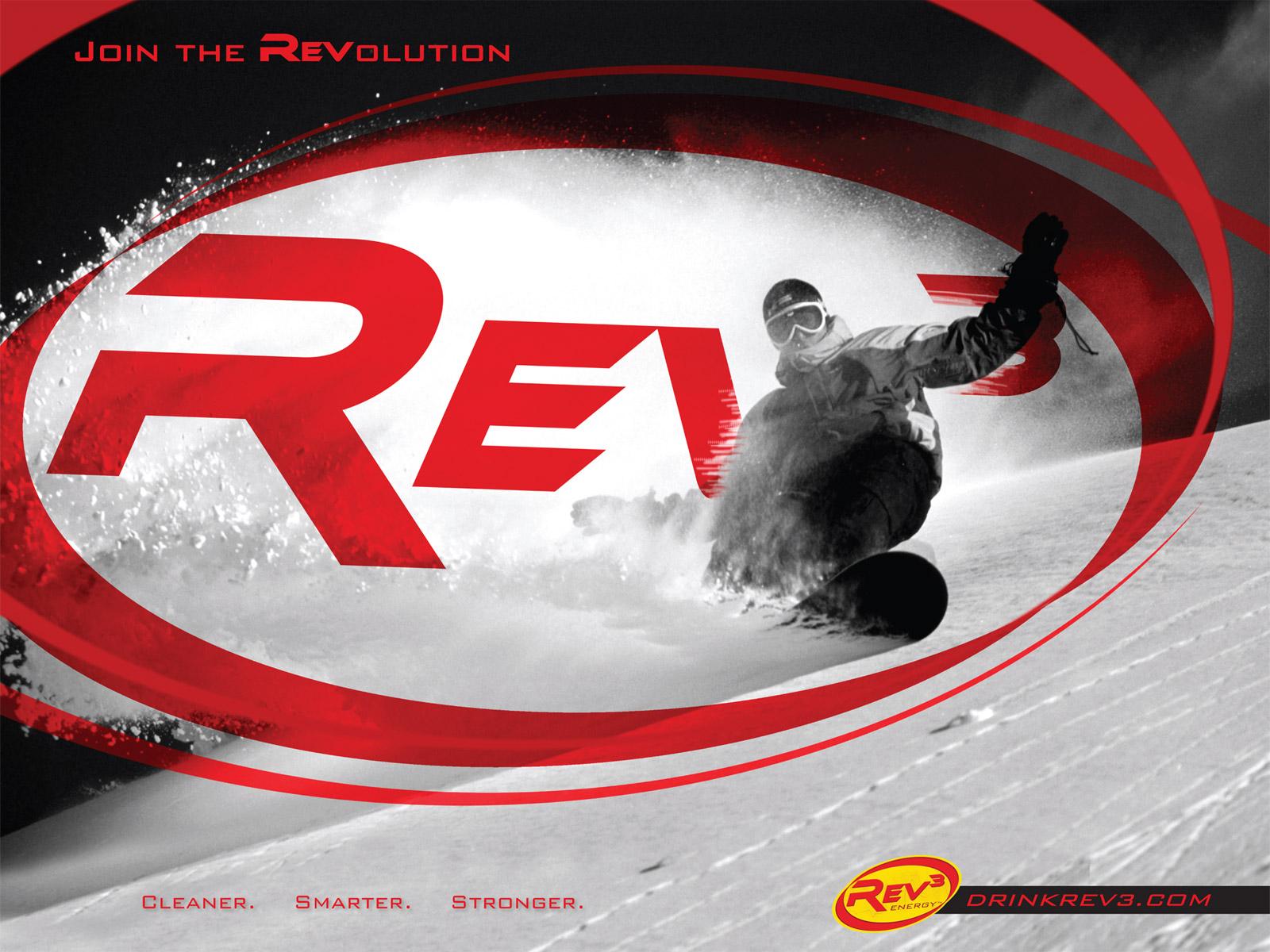 Rev Up Energy Drink