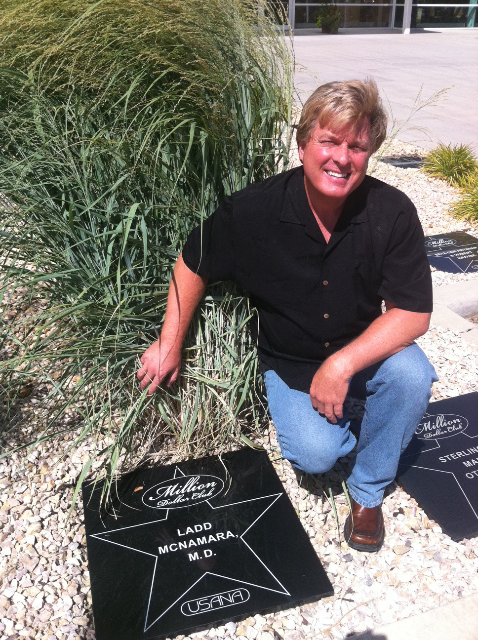 Dr. Ladd McNamara Million Dollar Star
