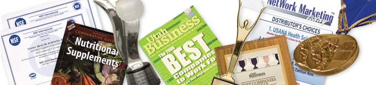 USANA Vitamins and Business Review