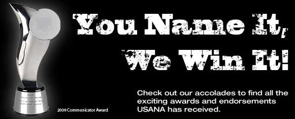 usana awards