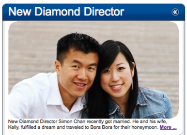 Simon Chan Diamond Director