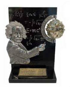 Premio Albert Einstein Dr. Wentz