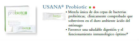 productos usana probiotic