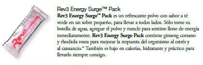 productos usana rev3surge