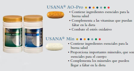 productos usana vitaminas