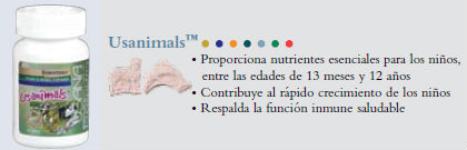 productos usana usanimals