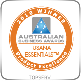 USANA in Australian Awards