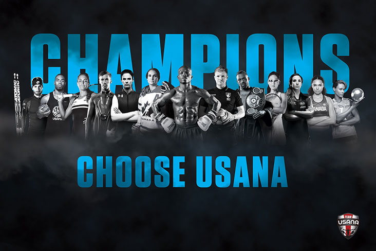 Image result for usana athletes