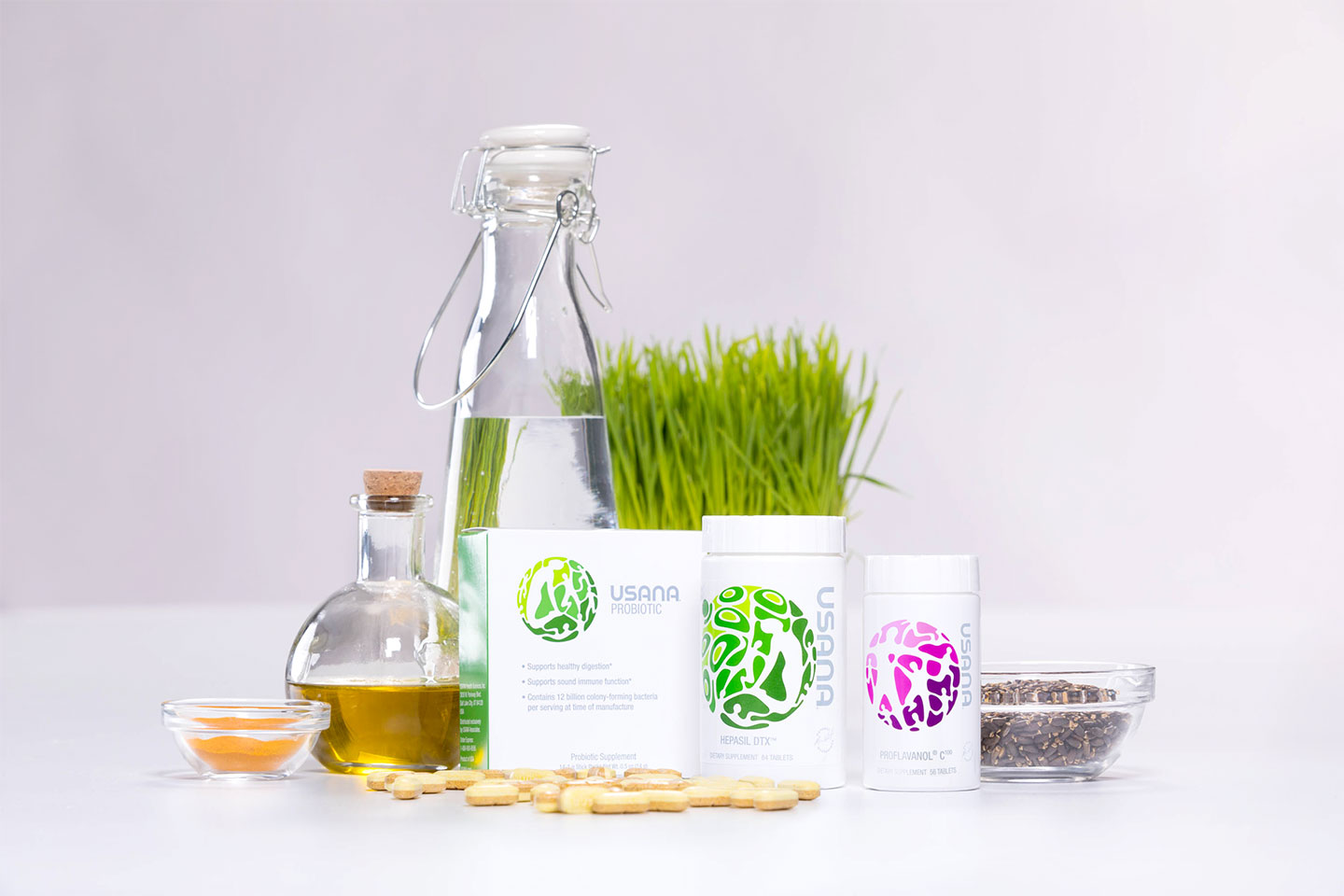 Usana High Quality Science Based Nutrition And Skin Care